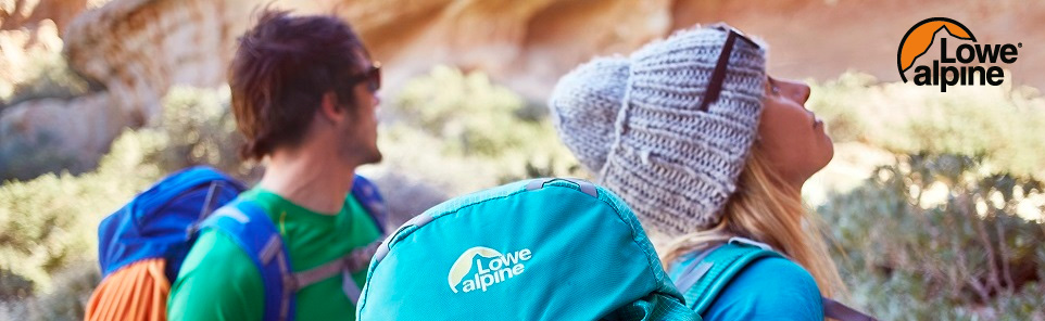 Lowe Alpine hos OutdoorXL.dk - Fri fragt på ordrer fra 500 kr