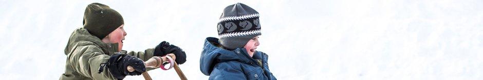 Snowboard børn
