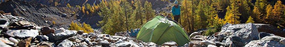 Oppustelige telte