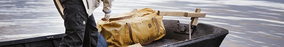 Foldbare kano